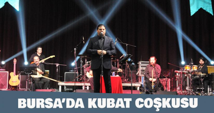 Bursa'da Kubat Coşkusu
