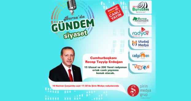Cumhurbaşkanı Erdoğan Seçim Özel Programı