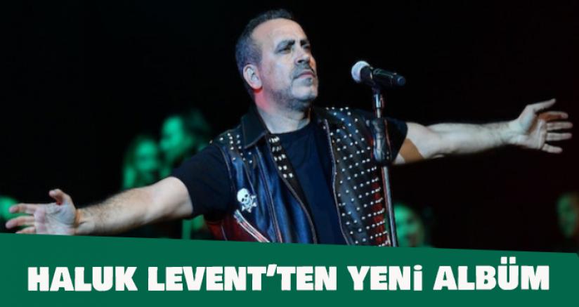 Haluk Levent'ten Yeni Albüm!